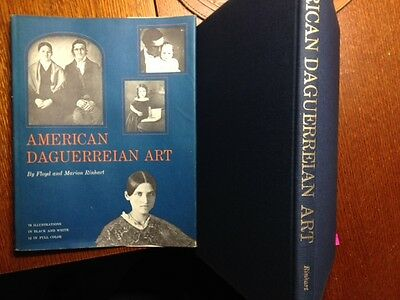 Book American Daguerreian Art Library of Congress 67-16521 1st Edition 1967