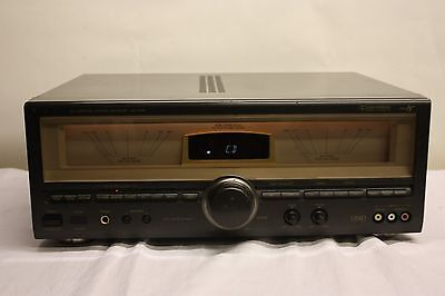 Technics Sa-Tx30 Av Stereo Receiver Vintage 6 Channels  Item Code Number  A194