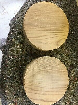 2 Elm Turning Blanks