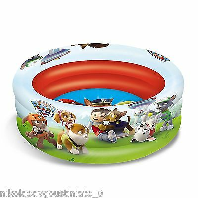 Kids Outdoor Swimming Pool Paw Patrol Children Paddling Garden Inflatable Pools