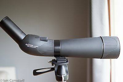 Olivon T-80 ED Spotting Scope