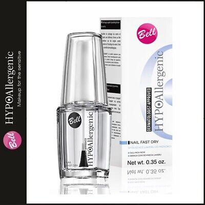 N103 BELL HYPOAllergenic NAIL HARDENER Strengthens & Protects Nail Plate