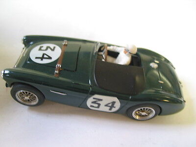 Top Slot #38 Austin Healey 100 1953 Le Mans   1:32 High Detail Model