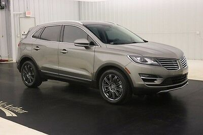 2016 Lincoln Other SELECT FWD SUV NAV MSRP $39115 NAVIGATION, BRIDGE OF WEIR LEATHER SEATS, REMOTE START, INTELLIGENT ACCESS