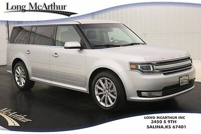 2015 Ford Flex LIMITED AWD SUV NAV MSRP $40545 AWD 7 PASSENGER SUV NAVIGATION LEATHER SEATS BLIND SPOT MONITORING SYSTEM