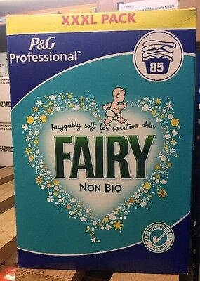 Fairy Non-Bio Washing Powder (85 washes)