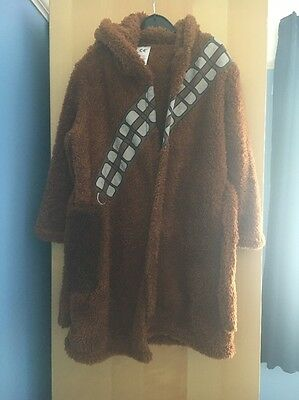 Boy's Chewbacca Dressing Gown