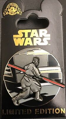 NEW Star Wars Planet Pin Of The Month Naboo DARTH MAUL Pin LE6000