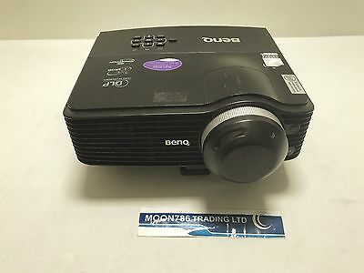 Benq Mp772 St Dlp Used Projector Lamp Life Used Over 4000 Dull Image - Ref 1117