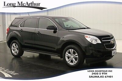2013 Chevrolet Equinox LS AWD 4 DOOR SUV ALLOY WHEELS NEW TIRES REAR DEFROST POWER WINDOWS AND LOCKS SIRIUSXM SATELLITE