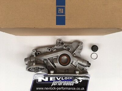 Genuine Vauxhall O.e Z20Leh Astra Vxr Oil Pump Also Z20Let Z20Ler Z20Lel