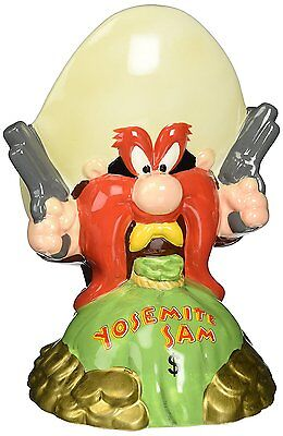 Ceramic Yosemite Sam Bank, Westland Giftware NIB