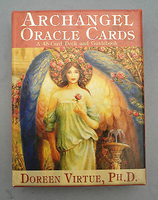 Archangel Oracle Cards - Doreen Virtue  2004