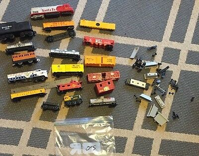 Model Train BLOWOUT: Train Cars and Wheels And More For Parts L@@K - OT5