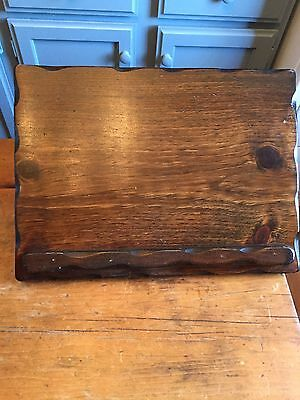 Wood Table Top Book Stand