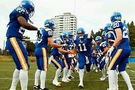 UBC Thunderbirds Under Armour U Sports