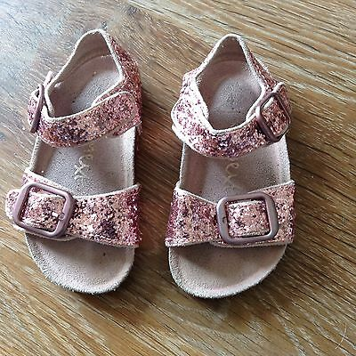 next girls sandals infant size 4