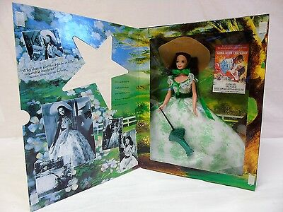 BARBIE Scarlett O'Hara Gone With The Wind Hollywood Collection