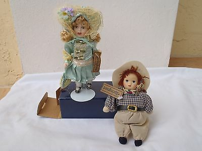 Springford Ceramic Dolls