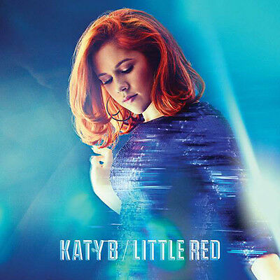 Katy B ‎– Little Red - Vinyl LP - Sony 2014 - New and Sealed