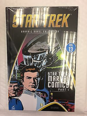 Idw Star Trek Graphic Novel Collection Vol Issue 13 Marvel Comics Part 1 Movie