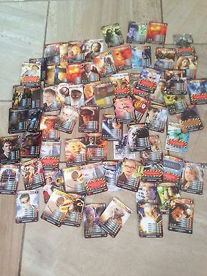 Doctor Who Battles in time trading cards (71 in total)
