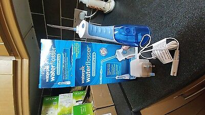 Waterpik Cordless Plus Water Flosser WP450 (WITH ONE NOZZLE)