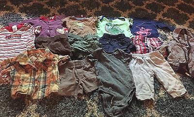 3-6 Months Baby Boys Summer Clothes Shorts Lot