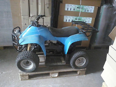Quad Mini Cross Moto Yamaha Blu
