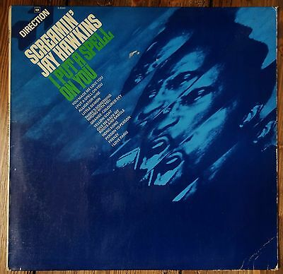 Screamin' Jay Hawkins - I Put A Spell On You (1968 Direction LP. S 8-63481)