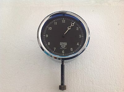 Smiths 8 Day Car Clock - 1930's - Working Order