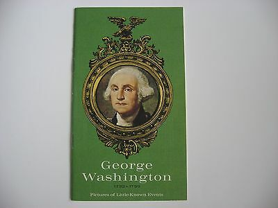 GEORGE WASHINGTON Pictures of Little Known Events  WASHINGTON NATIONAL INSURANCE
