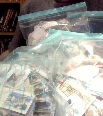 Large World Lot In 4 Very Large Zippy Bags