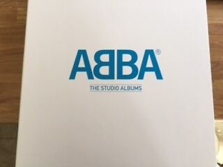 ABBA - 'The Studio Albums' 180 Gram Vinyl LP Box Set