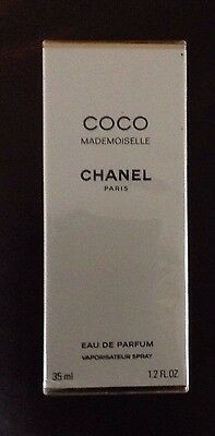 Chanel Coco Mademoiselle Eau De Parfum Spray 35ml EDP