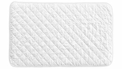 Little One's Pad Pack N Play Crib Mattress Cover - Fits ALL Baby Cribs, Mini ...