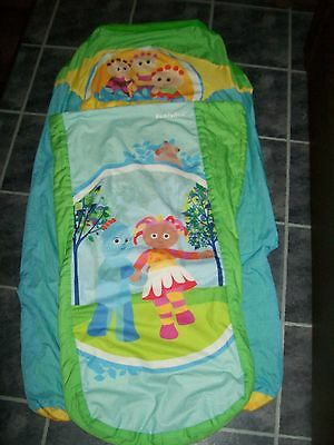 In the night garden My First Readybed spare cover / sleeping bag only