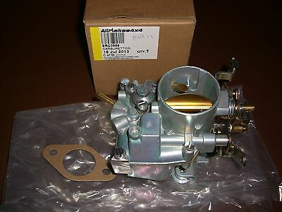 Land Rover Series 2A/3-Zenith Carburettor Copy- 2 1/4 (2.25)Petrol--Brand New-