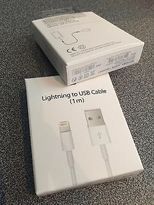 OEM For Apple iPhone 5 5S 5C 6 7 3FT 1M Cable Sync Data Charger Lightning USB