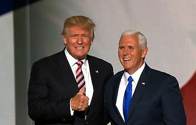 Trump/pence Acceptance Speeches At The 2016 Republican Convention