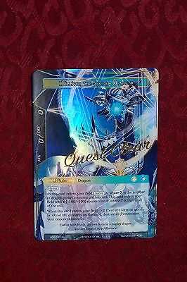 Force of Will Millium, Successor Dragon Crest Sacred Dragon - Quest Clear RDE 07