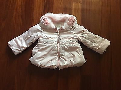 NWOT Biscotti Toddler Girls Jacket Coat 3T