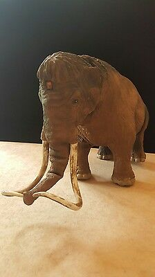 "Mammoth Elephant☆Rare☆Skin Like Features,sounds,remote Control""real Life Like"""