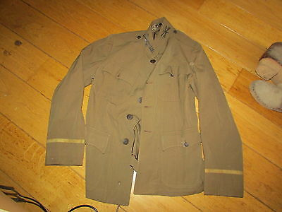 RARE WW1 7th Cavalry Chaplain Uniform