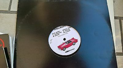 """12"""" 33 Welson Welsonic Birds Imbus G-Tool Obsession Rec Germany Or018 Ex+"""