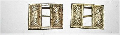 WW1 US Captains Collar Insignia