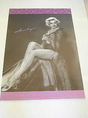 CLASSIC MARILYN MONROE Poster long out of print by Pomegrante Publications