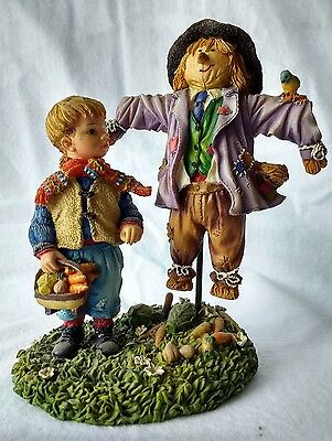 Sam and the Scarecrow by Christine Haworth The Leonardo Collection Registered