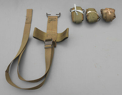 Us Military Rifle Butt Pocket & Strap Assy, Nsn:8465-00-782-2779 ~New~Surplus~