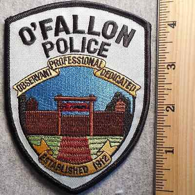 O'fallon Missouri Police Patch (Highway Patrol, Sheriff, Ems, State)